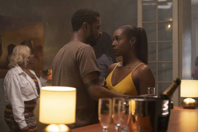 The Photograph Issa Rae LaKeith Stanfield foto dal film 2