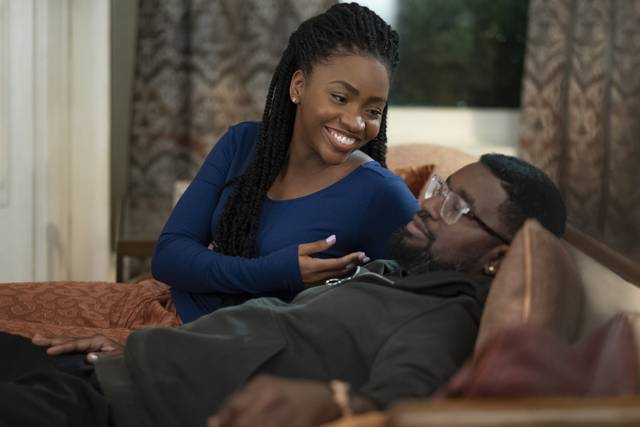 The Photograph Lil Rel Howery Teyonah Parris foto dal film 1