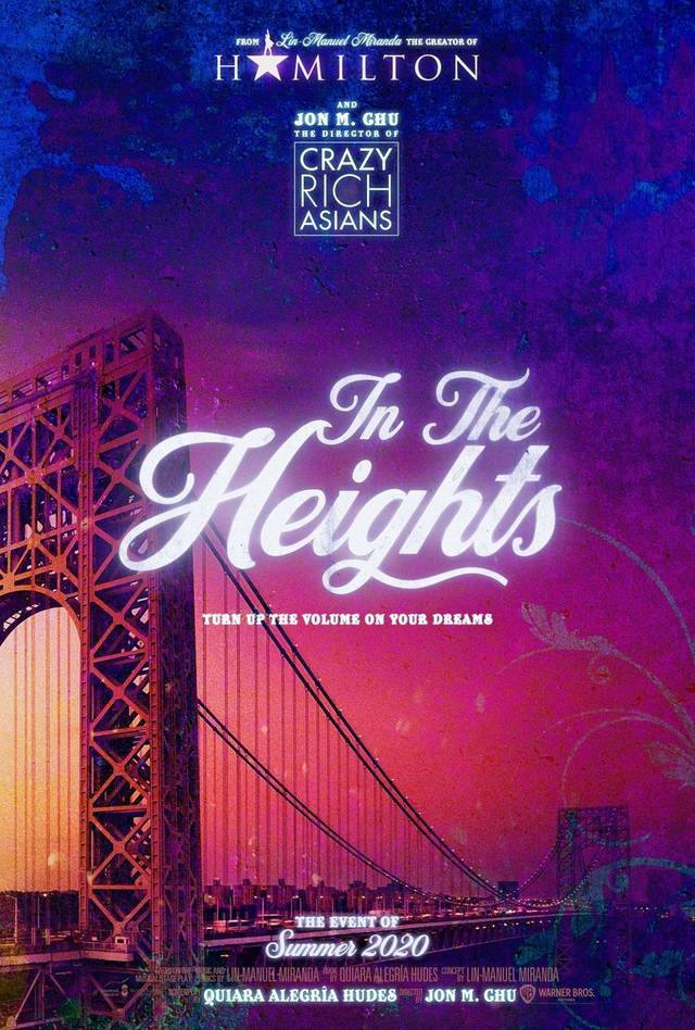 In The Heights – Sognando a New York Teaser Poster USA
