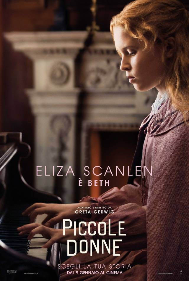 Piccole Donne_Character Poster Italia 1