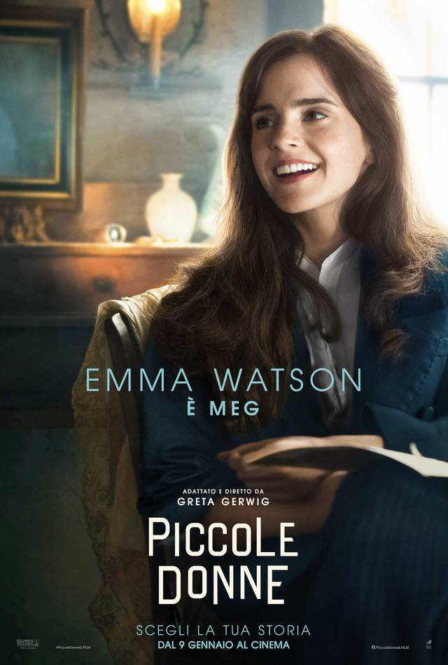 Piccole Donne_Character Poster Italia 2