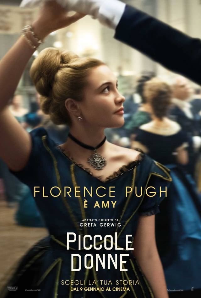 Piccole Donne_Character Poster Italia 3