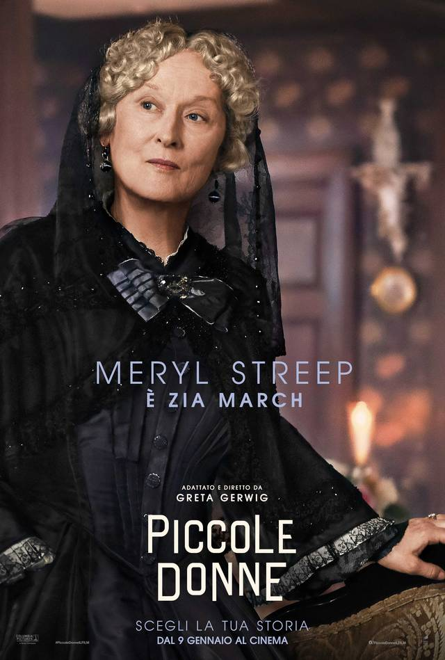 Piccole Donne_Character Poster Italia 5