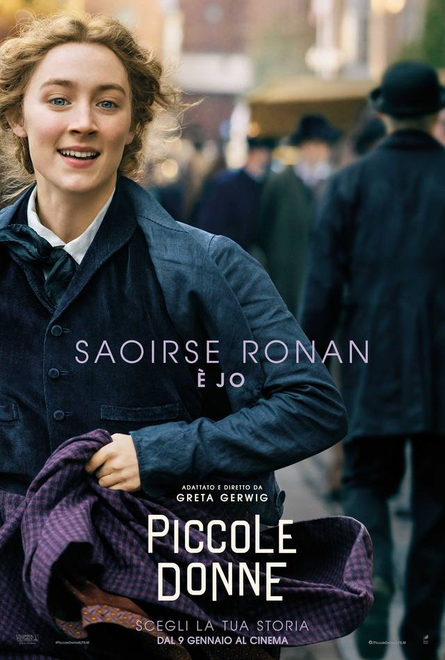 Piccole Donne_Character Poster Italia 6