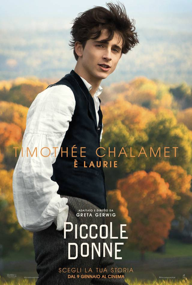 Piccole Donne_Character Poster Italia 7