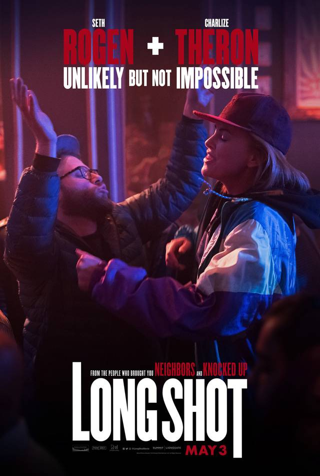 Long Shot Teaser Poster USA 2