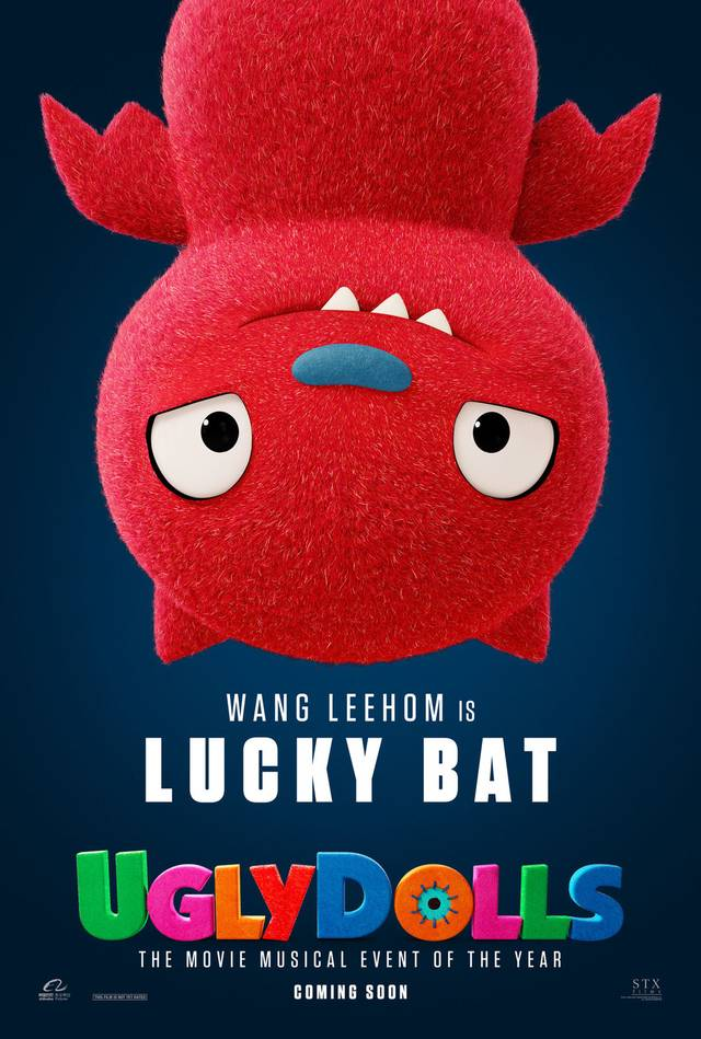 Ugly Dolls Teaser Character Poster USA 1