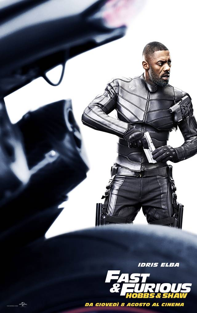 Fast & Furious - Hobbs & Shaw_Teaser Character Poster Italia 1
