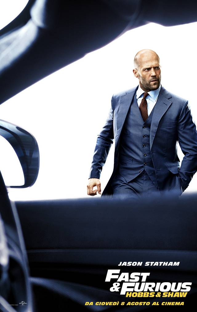 Fast & Furious - Hobbs & Shaw_Teaser Character Poster Italia 3