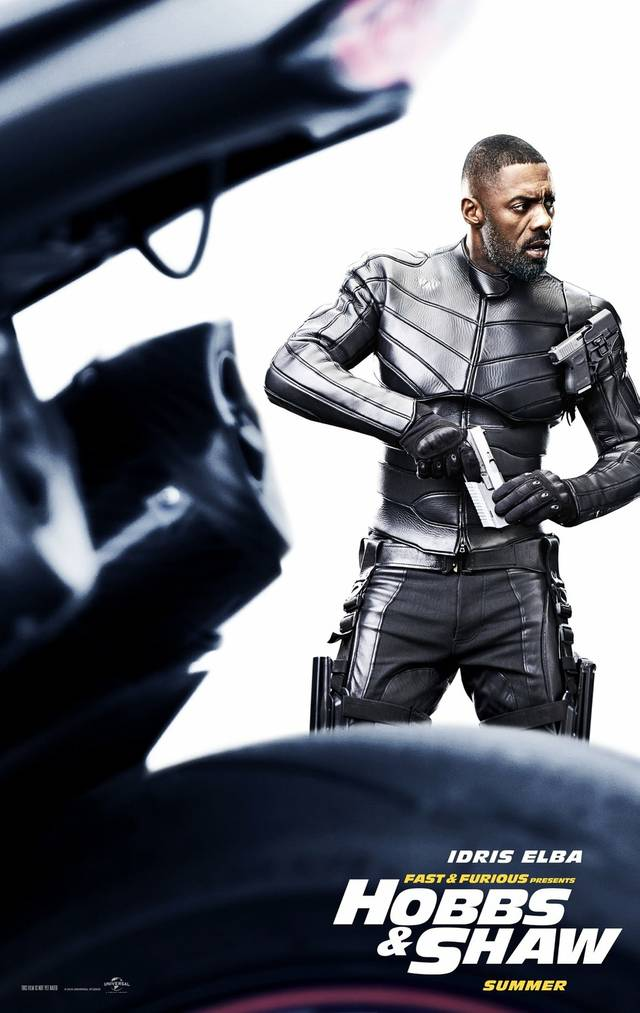 Fast & Furious - Hobbs & Shaw_Teaser Character Poster USA 3