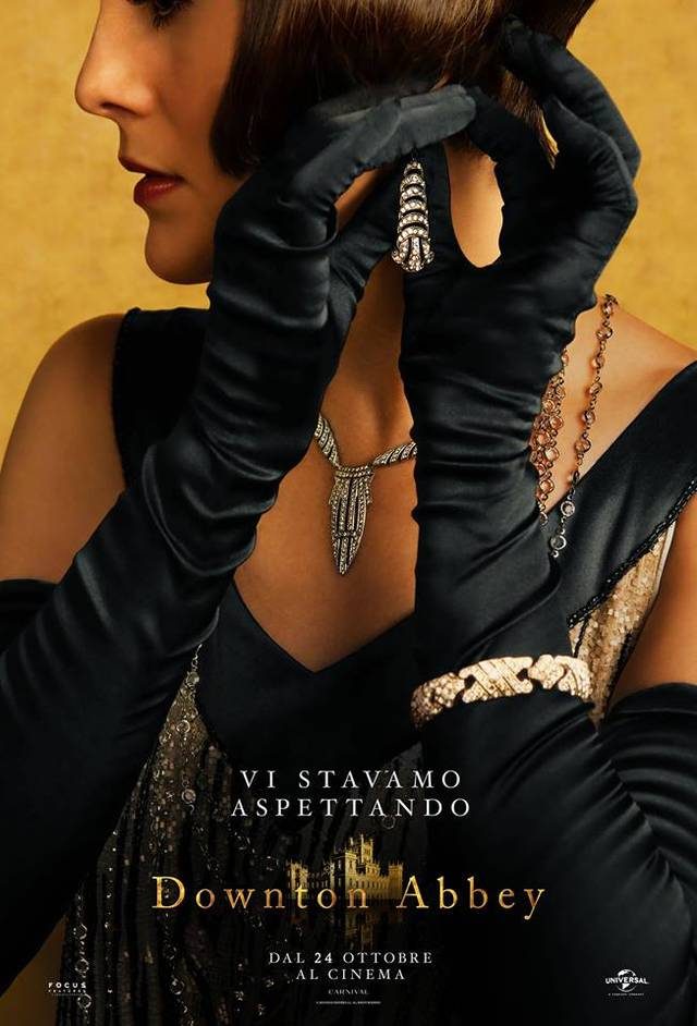 Downton Abbey_Teaser Character Poster Italia 1