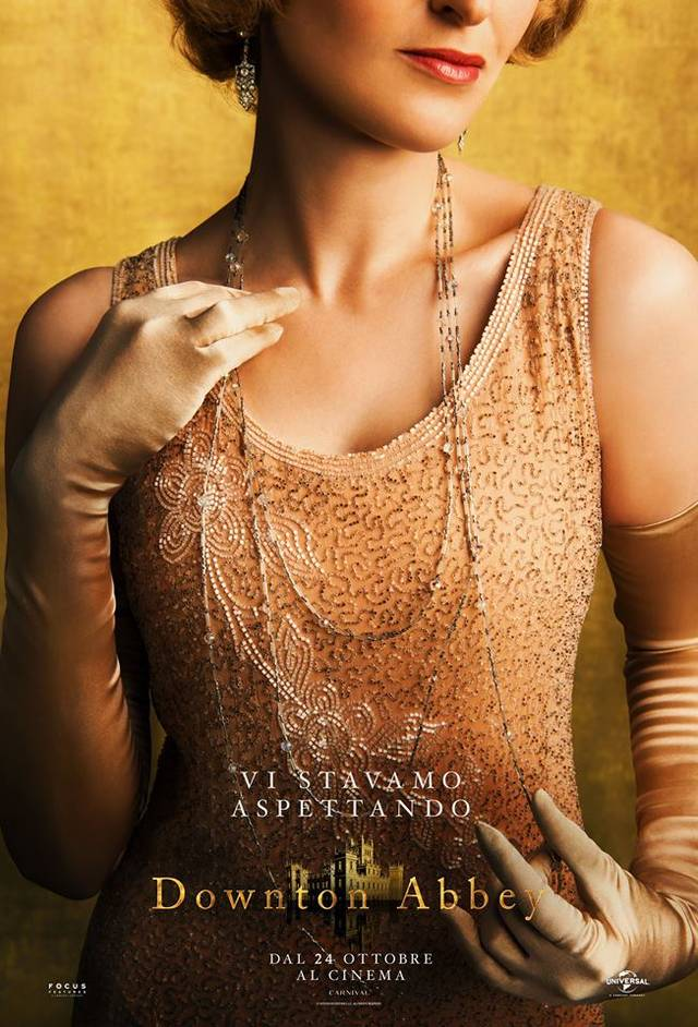 Downton Abbey_Teaser Character Poster Italia 2