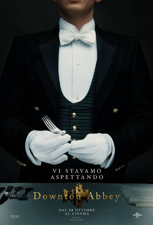 Downton Abbey_Teaser Character Poster Italia 4