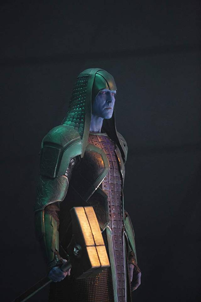 Captain Marvel Lee Pace foto dal film 1