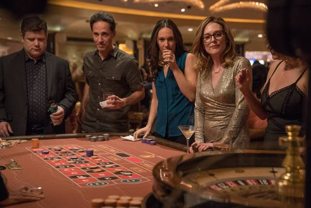 Gloria Bell Julianne Moore foto dal film 1