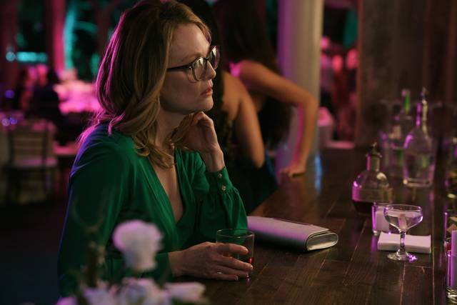 Gloria Bell Julianne Moore foto dal film 7