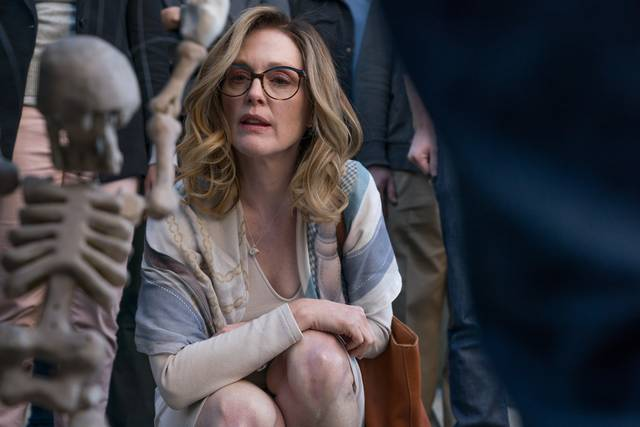 Gloria Bell Julianne Moore foto dal film 9