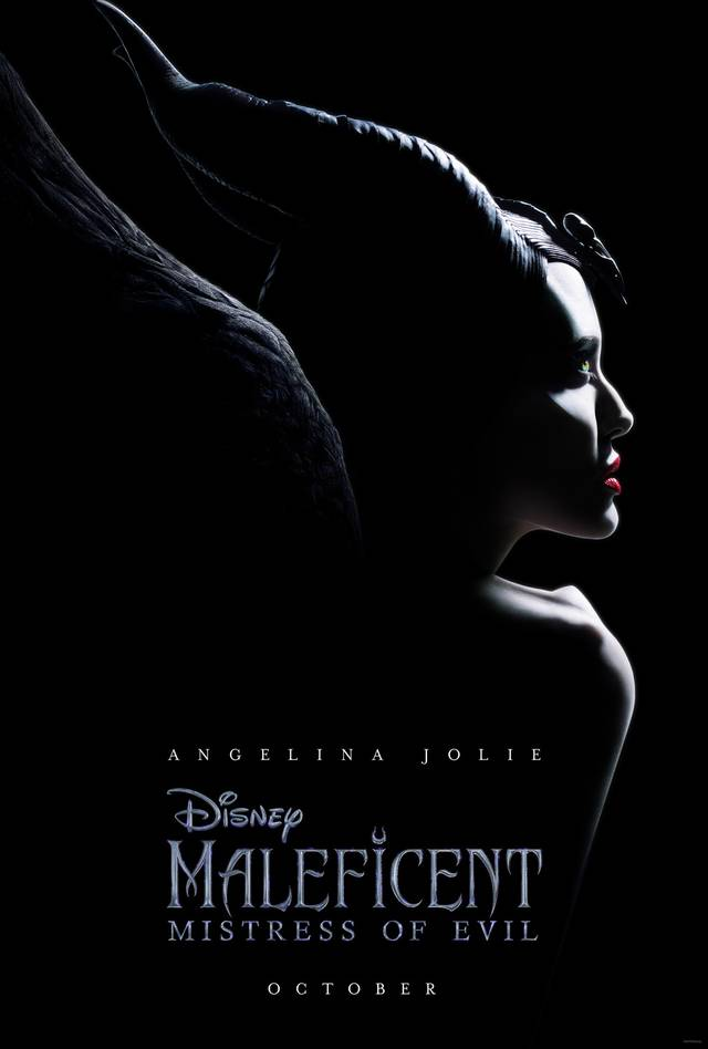 Maleficent - Mistress of Evil Teaser Poster USA