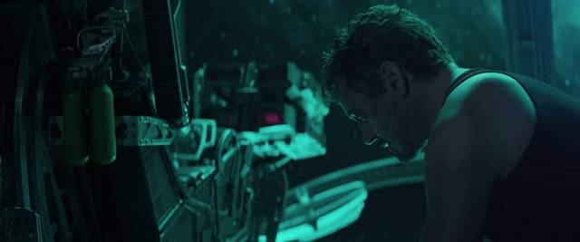 Avengers - Endgame Robert Downey Jr. foto dal film 2