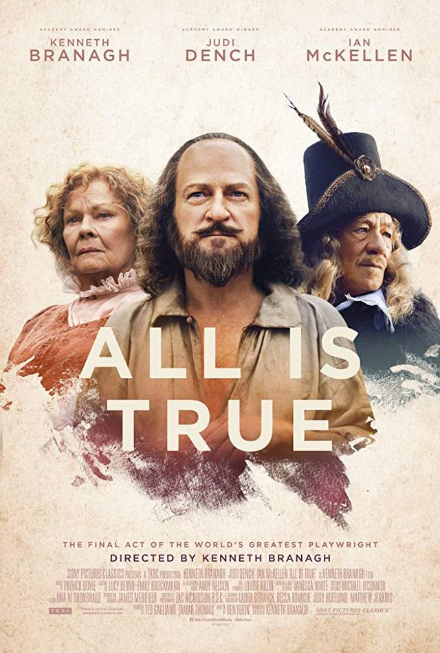 All Is True Poster UK