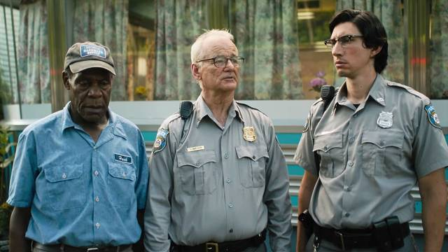 I morti non muoiono Bill Murray Danny Glover Adam Driver foto dal film 3