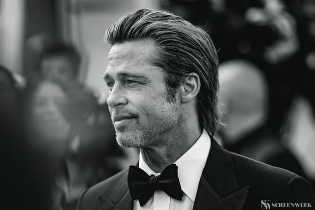 Festival di Cannes_Red Carpet C'era una volta...a Hollywood_Brad Pitt foto 1