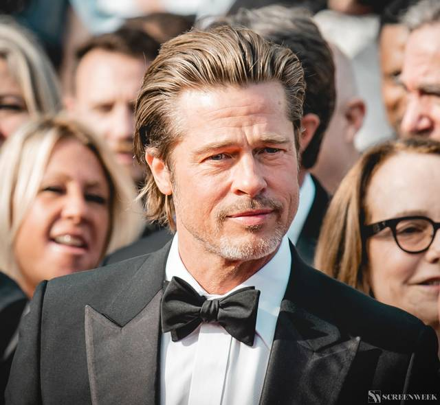 Festival di Cannes_Red Carpet C'era una volta...a Hollywood_Brad Pitt foto 3