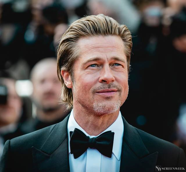 Festival di Cannes_Red Carpet C'era una volta...a Hollywood_Brad Pitt foto 4