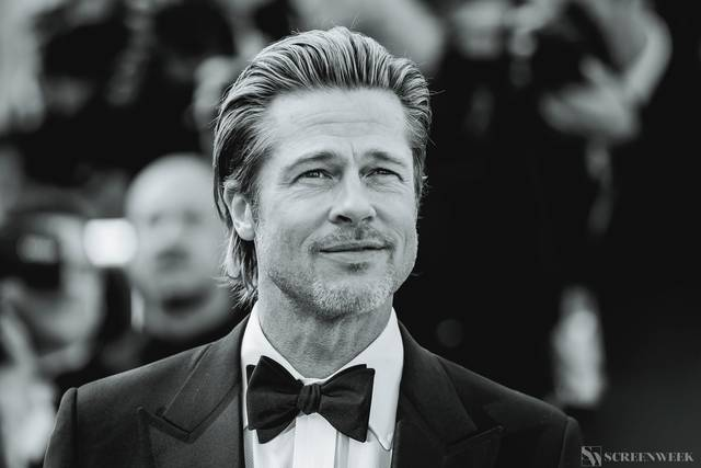 Festival di Cannes_Red Carpet C'era una volta...a Hollywood_Brad Pitt foto 5