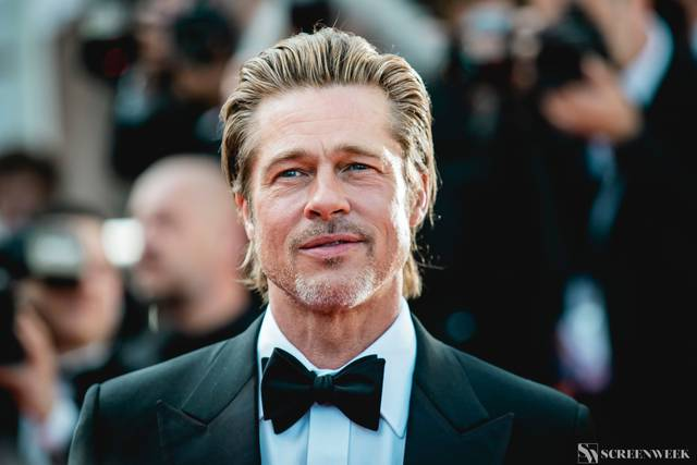 Festival di Cannes_Red Carpet C'era una volta...a Hollywood_Brad Pitt foto 6