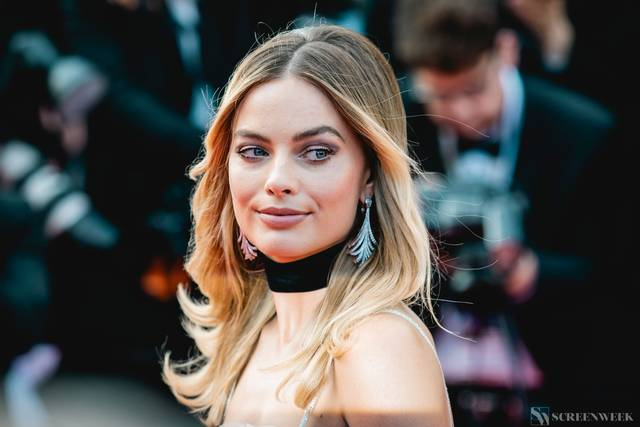Festival di Cannes_Red Carpet C'era una volta...a Hollywood_Margot Robbie foto 1