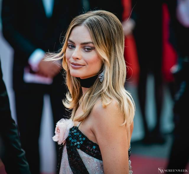 Festival di Cannes_Red Carpet C'era una volta...a Hollywood_Margot Robbie foto 5