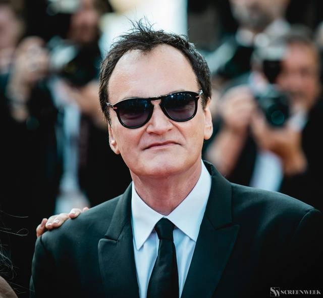Festival di Cannes_Red Carpet C'era una volta...a Hollywood_Quentin Tarantino foto 4
