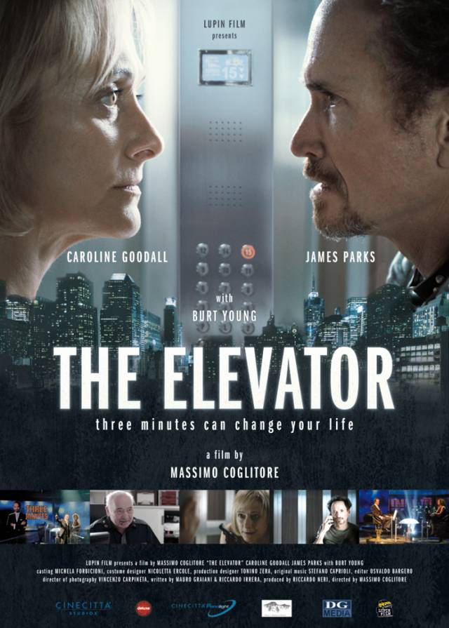 The Elevator Poster Internazionale