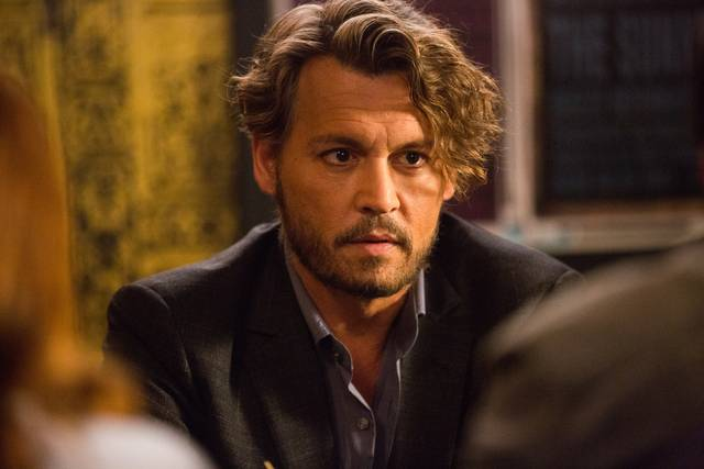 Arrivederci professore Johnny Christopher Depp foto dal film 11