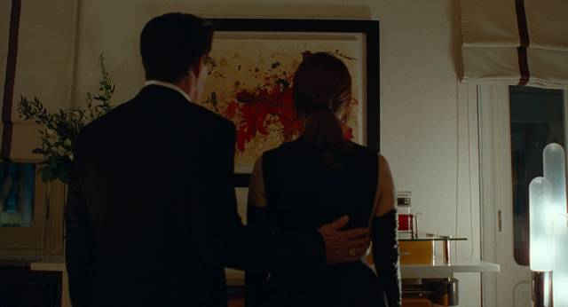 The Staggering Girl Julianne Moore Kyle MacLachlan cortometraggio foto 2