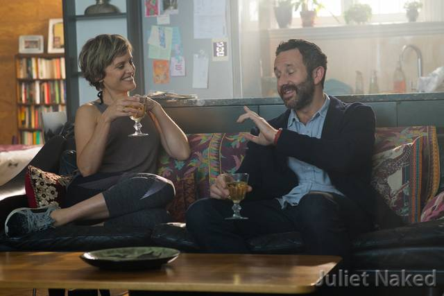 Juliet, Naked Chris O'Dowd foto dal film 2