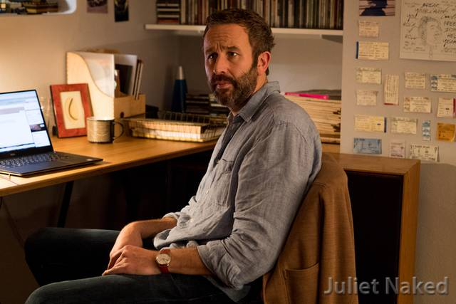 Juliet, Naked Chris O'Dowd foto dal film 3
