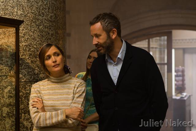 Juliet, Naked Rose Byrne Chris O'Dowd foto dal film 1