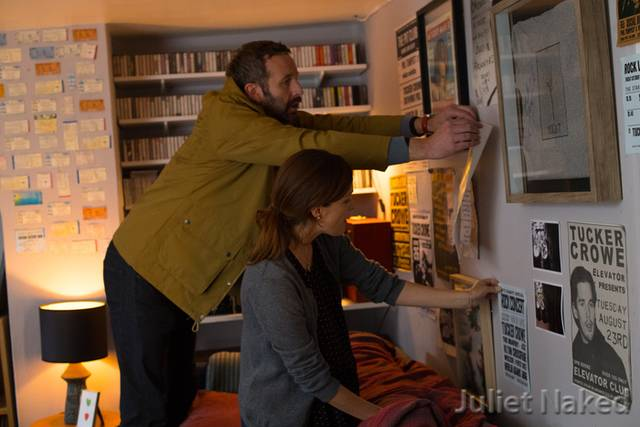 Juliet, Naked Rose Byrne Chris O'Dowd foto dal film 3