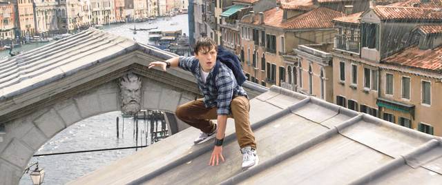 Spider-Man Far From Home_Tom Holland_foto dal film 4