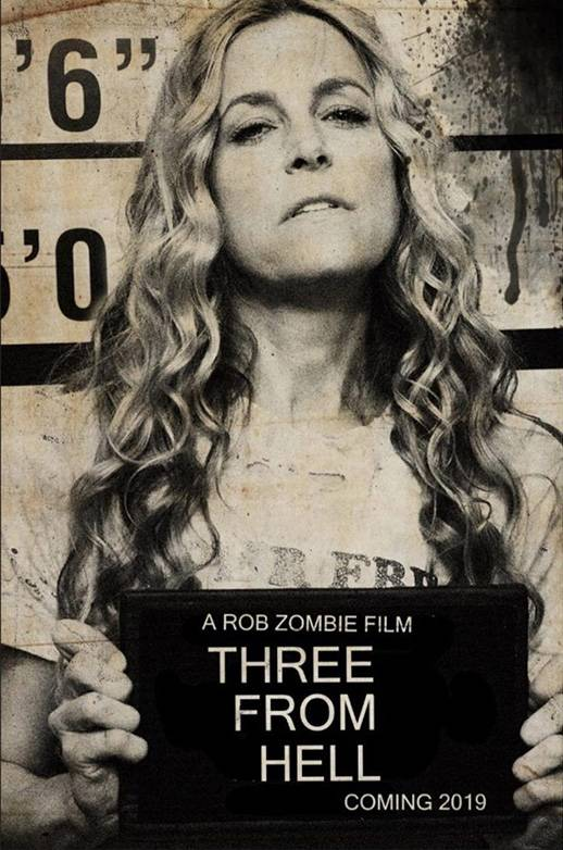 3 From Hell Teaser Character Poster USA 1