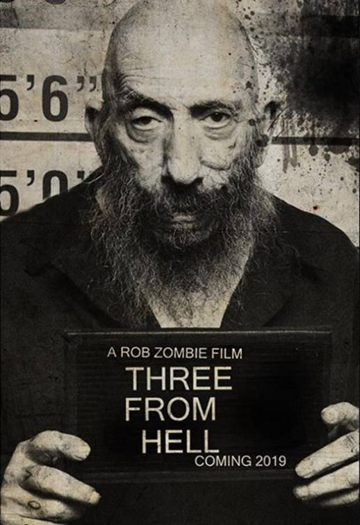 3 From Hell Teaser Character Poster USA 3