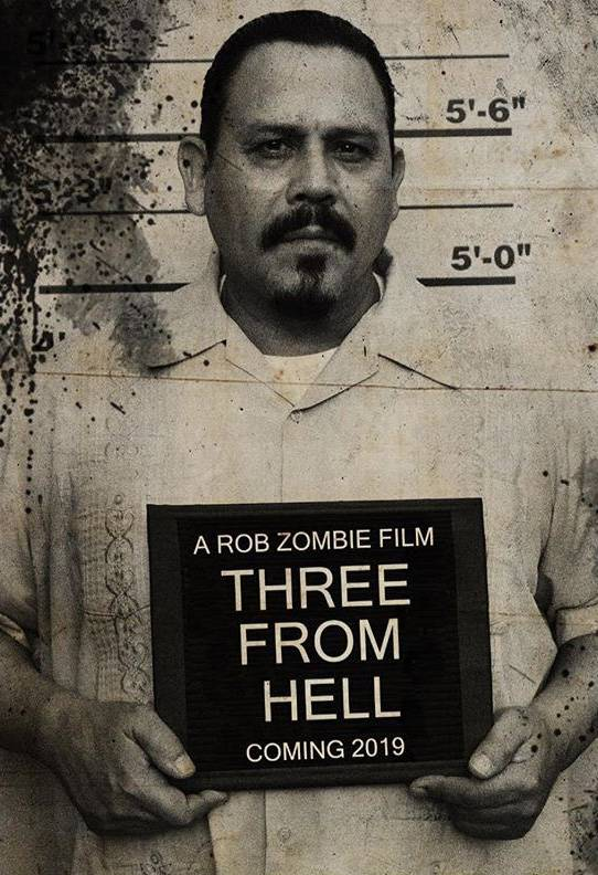 3 From Hell Teaser Character Poster USA 5