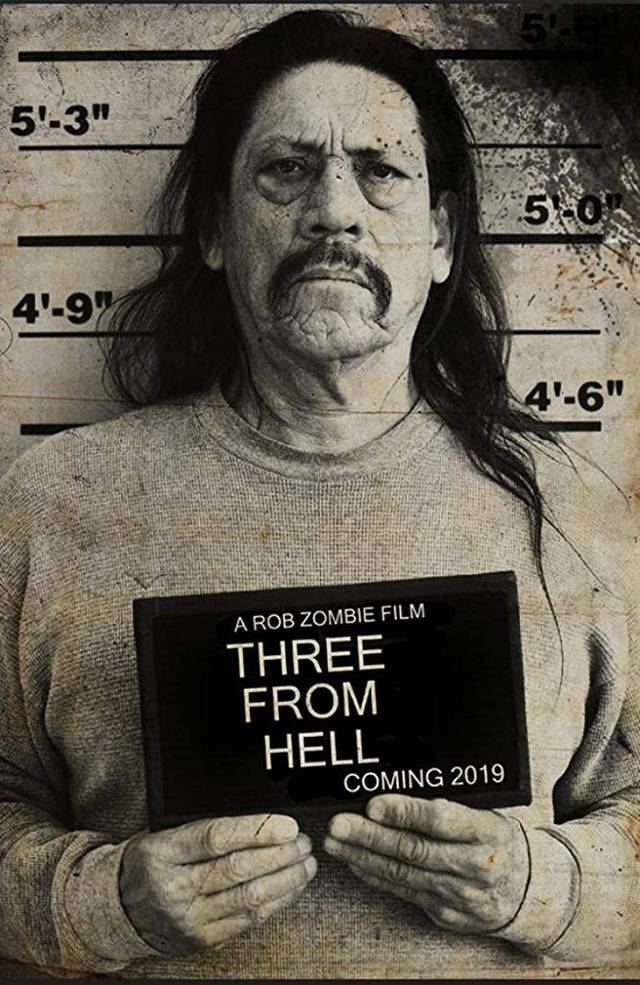 3 From Hell Teaser Character Poster USA 6