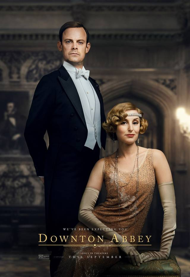 Downton Abbey Teaser Character Poster Internazionale 13