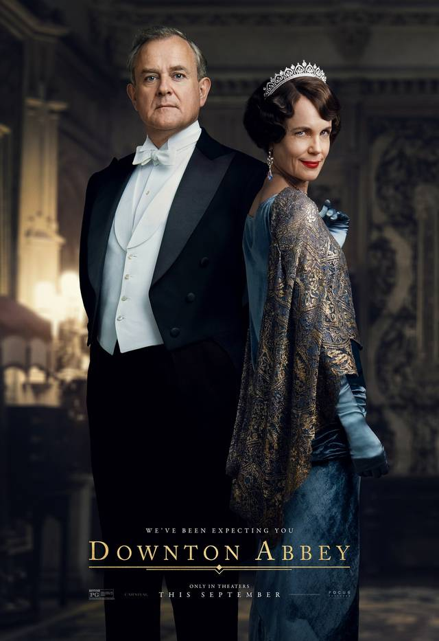 Downton Abbey Teaser Character Poster Internazionale 17