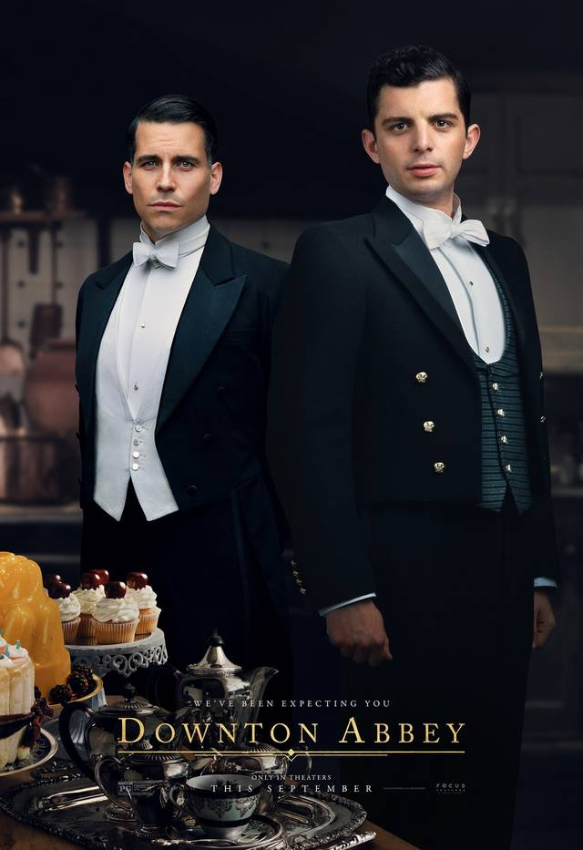 Downton Abbey Teaser Character Poster Internazionale 18