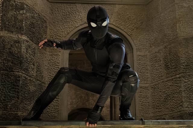 Spider-Man Far From Home_Tom Holland_foto dal film 5