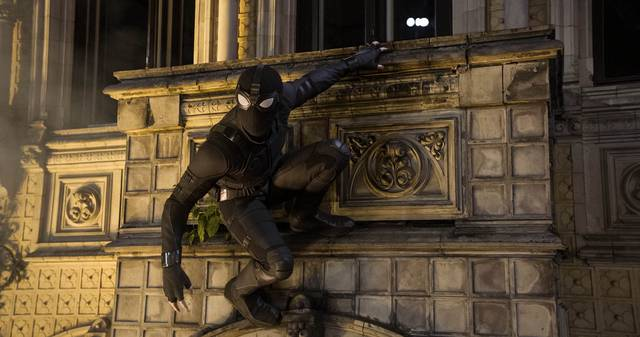 Spider-Man Far From Home_Tom Holland_foto dal film 6